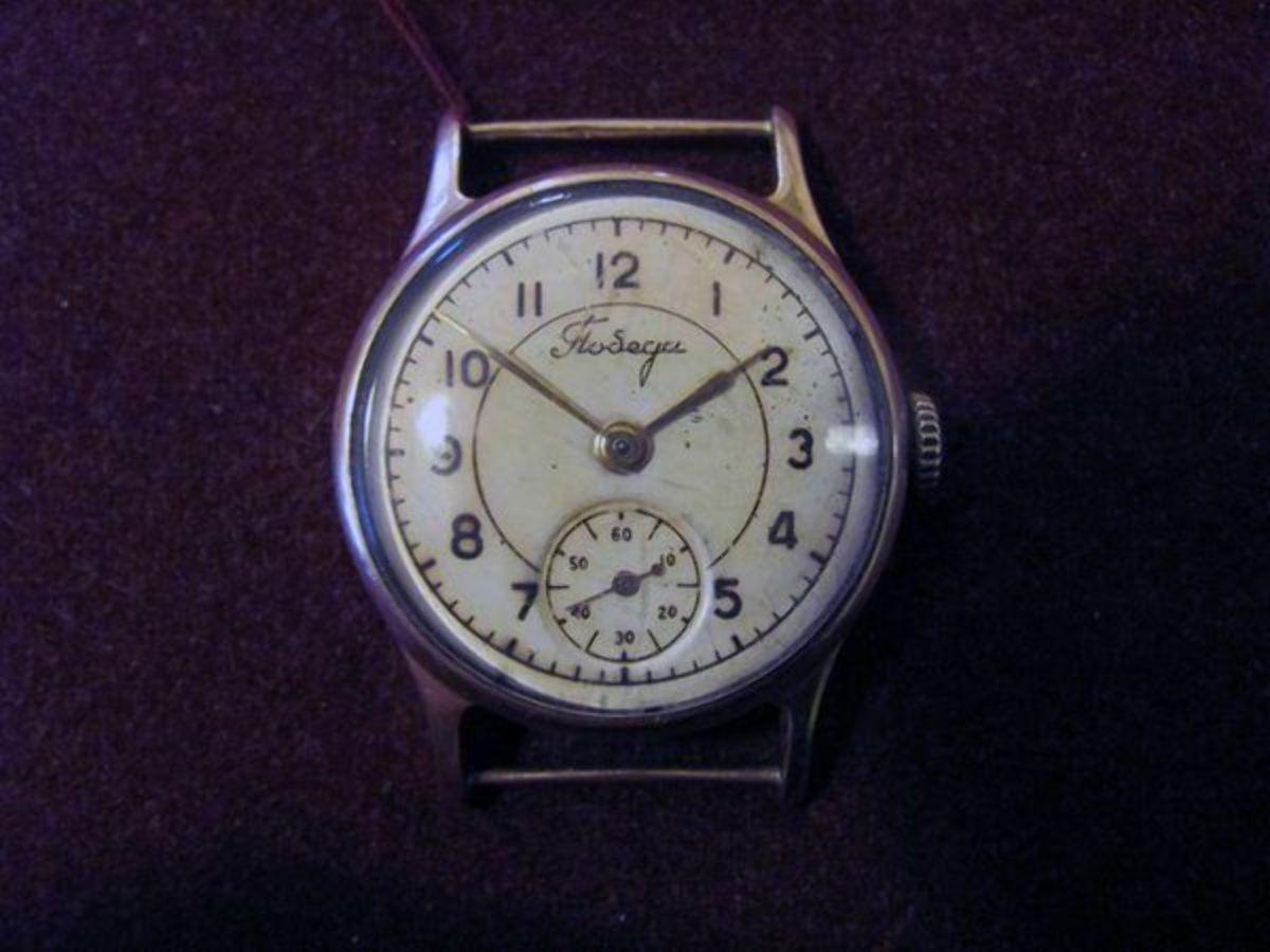 Победа стоимость механических часов в часы работ пушкине ломбардов